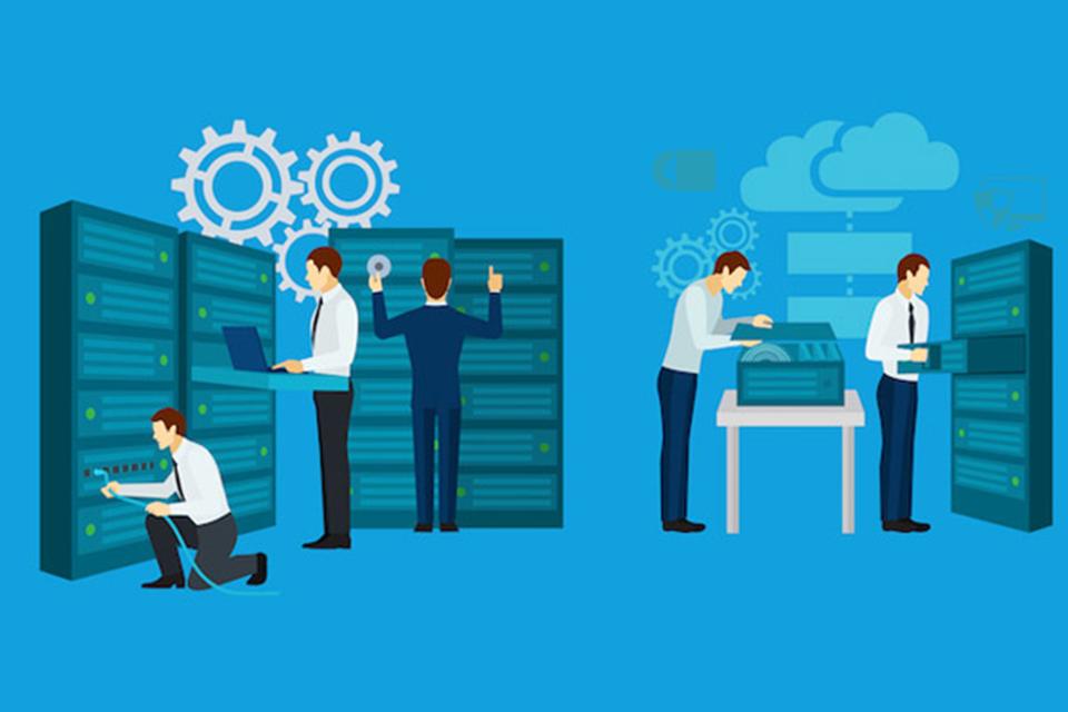 Обслуживание IT-инфраструктуры организации